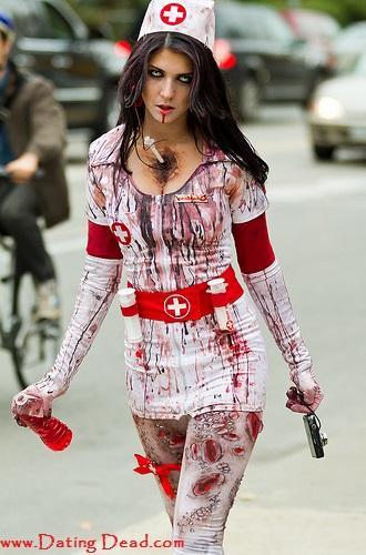 Sexy Zombie Porn 36