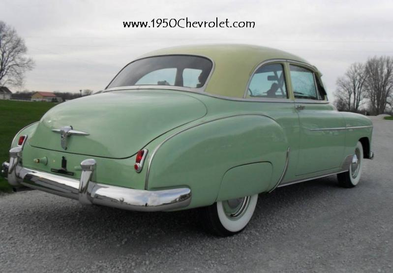 1950 Chevrolet Deluxe Styleline 2 Door Sedan For Sale By Owner At