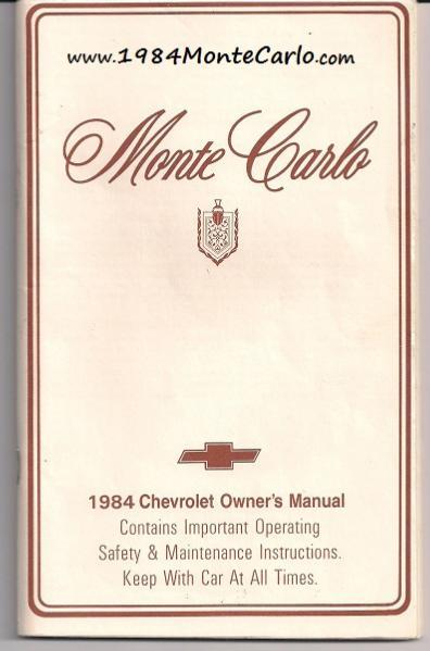 1984montecarlo com rh 1984montecarlo com 1987 Monte Carlo 1984 Monte Carlo